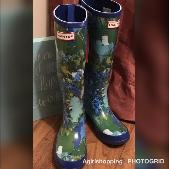 02052eb9e89 Hunter for Target Women's Tall Rain Boots NEW NWT